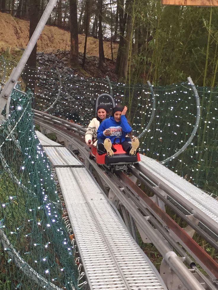 Gatlinburg Mountain Coaster in Gatlinburg, TN