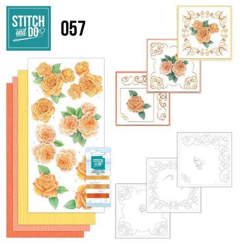 Nieuw bij Knutselparade: 1RA5 Stitch and Do Oranje Rozen STDO057 https://knutselparade.nl/nl/borduren/9042-1ra5-stitch-and-do-oranje-rozen-stdo057-8718715036925.html   Borduren, Stitch and  Do pakketten -  Find It Media