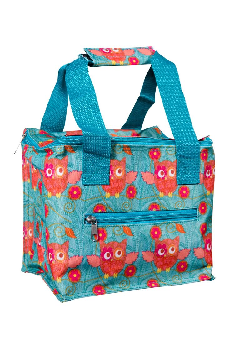 Owl Stuff For The Home Part - 39: Lunch Tote