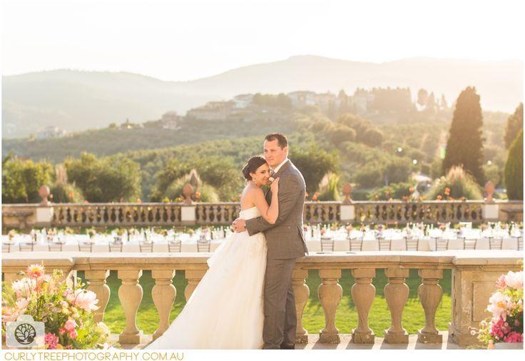 Destination Wedding Photographer Newcastle - Tuscany Wedding Artimino Tuscan Villa Wedding Italy.