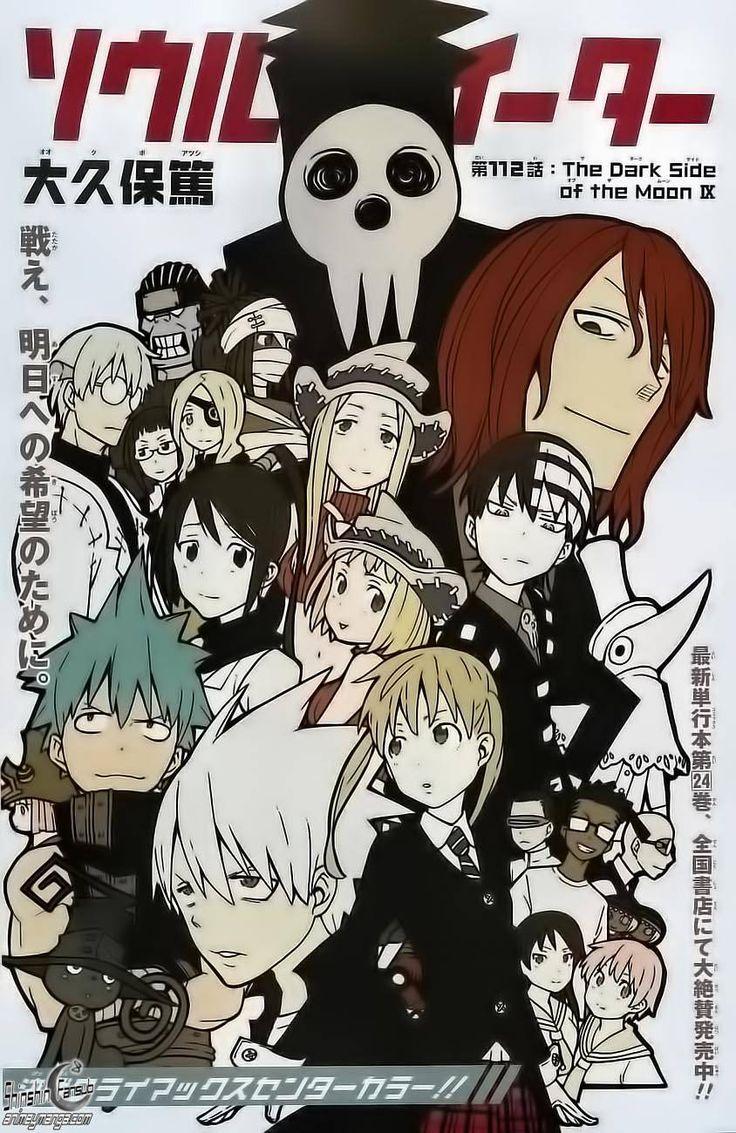 Soul Eater 112 (Español) por Shinshin Fansub Manga