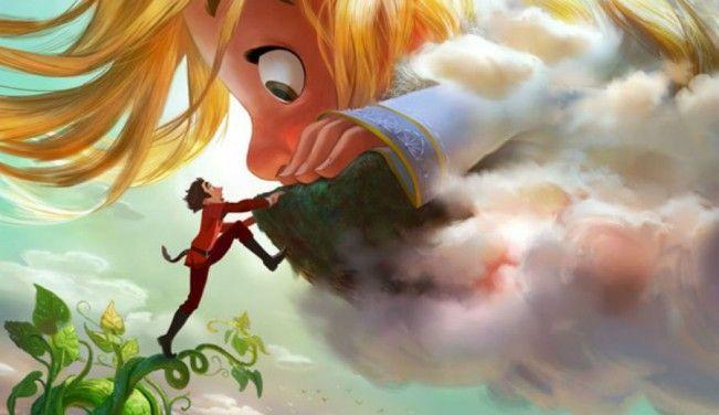 Disney annonce la réalisation de Gigantic, un nouveau film d'animation basé sur Jack et le Haricot Magique.