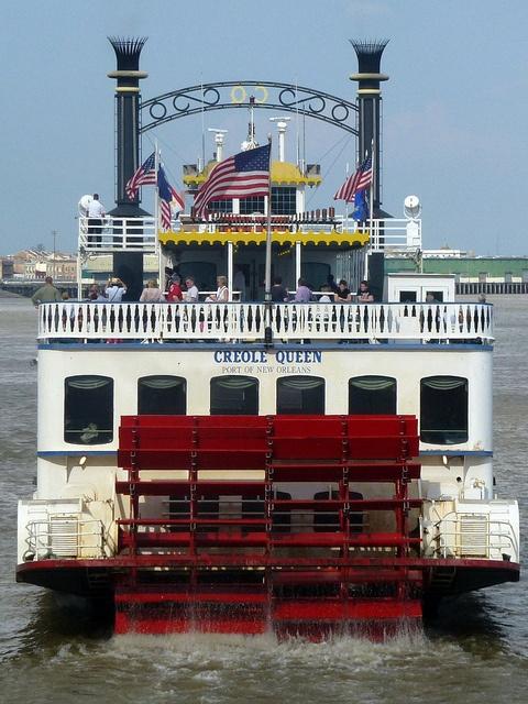 Creole Queen Steamship