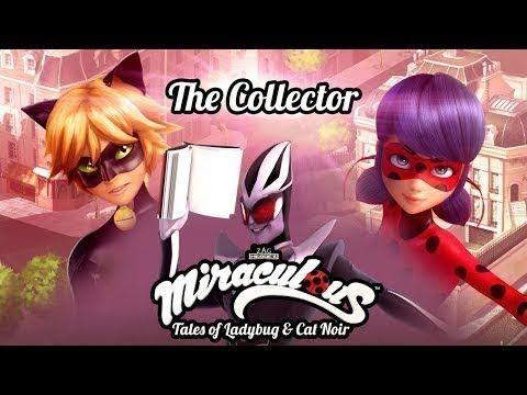 Miraculous Ladybug - Season 2 Episode 1 - The Collector [FULL EPISODE] - YouTube FINALLY THE ENGLISH DUB
