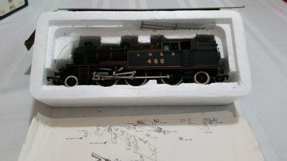 Bachmann OO Gauge L.N.E.R. 2-6-2T V1/3 Class by trufflepig1