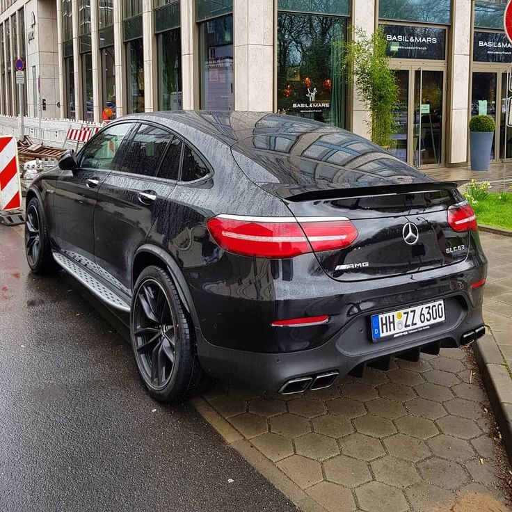 Mercedes Amg Glc63 Coupe Glc63 Glc63s Maroon Mercedes Benz