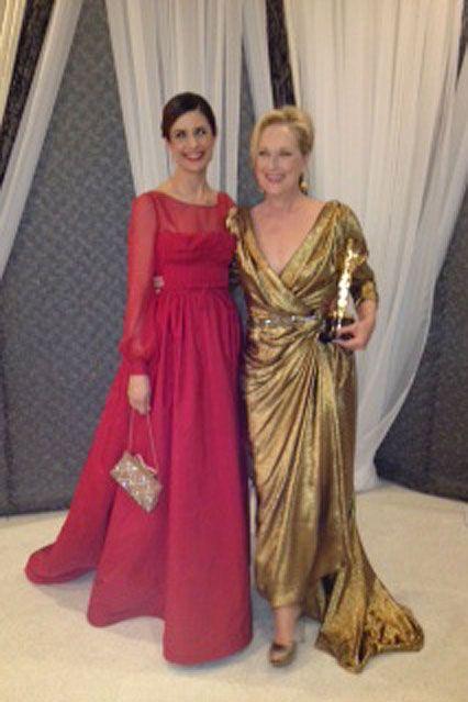 Livia Giuggioli (aka Mrs. Colin Firth) write the Green ...