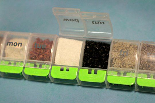 Make A Portable Spice Kit For On The Go Flavor Dollar Store Crafts   The Kitchn