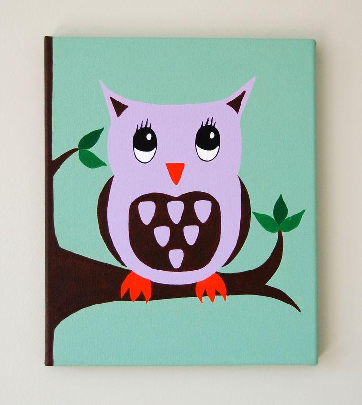 Nursery Paintings Canvas