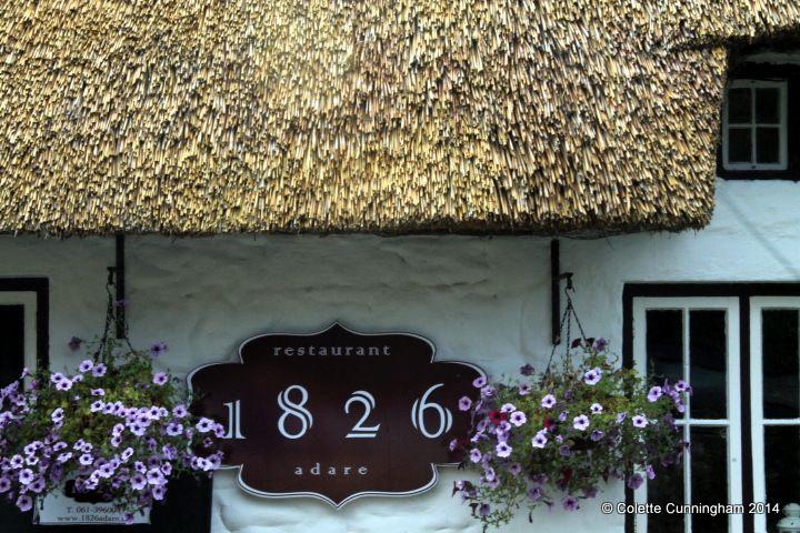 Overview - Restaurant 1826 Adare, Co. Limerick, Ireland - http://cakesbakesandotherbits.com/2014/09/06/overview-restaurant-1826-adare-co-limerick/