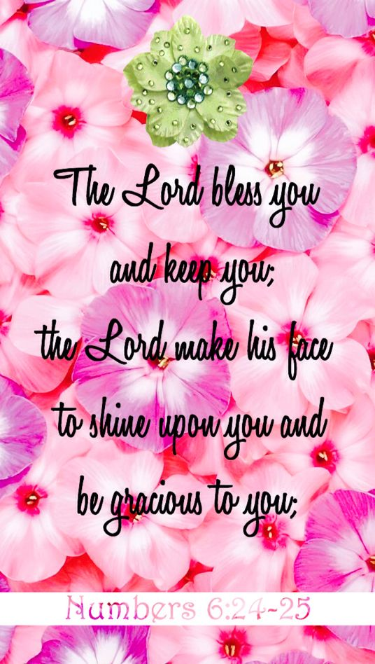 Good morning/afternoon dear friend! I pray the Lord will not only fulfil His Promise to you in Numbers 6: 24-25 but also overflow your heart with His Love and Peace this week. In Jesus Name. Amen. With love and hugs. Noni. xoxo
