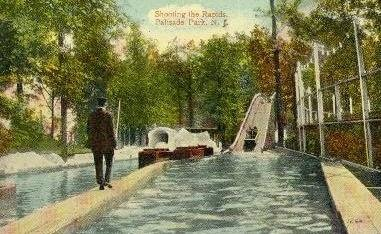 Defunct Amusement Parks In NJ - Bing Images  Palisades early 1900's