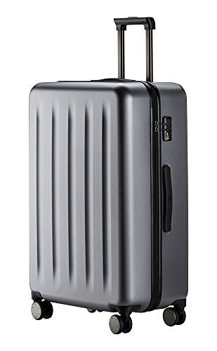 90FUN Polycarbonate Carry-on Luggage Hardside Spinner Lightweight Suitcase 20 Inch