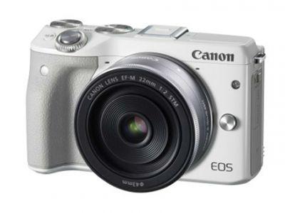 Canon EOS M3 (Beyaz) #canon #m3 #canonEOSm3 #beyaz #EOSM3 #aynasızFotoğrafMakinesi #aynasız #fotoğrafMakineleri 2 Yıl #resmiDistribütör #garantili olarak #markafoto 'da www.markafoto.com %100 Güvenli Alışveriş