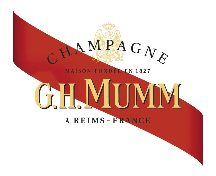 Champagnes G.H.Mumm & Cie @G.H.MUMM