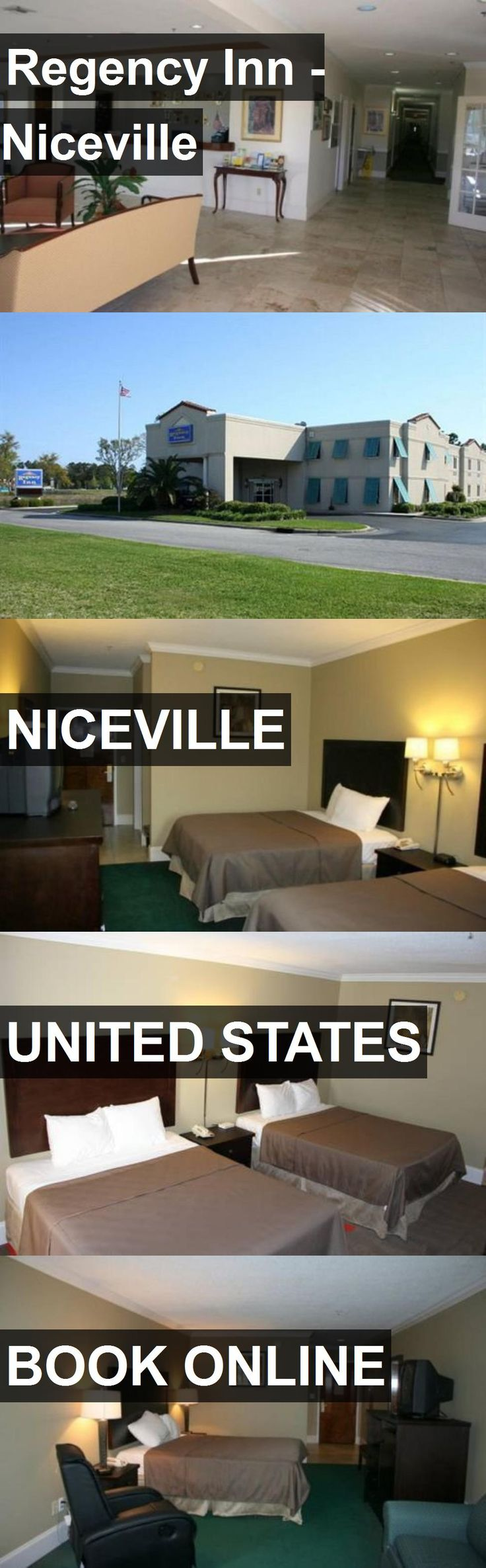 Hotel Regency Inn - Niceville in Niceville, United States. For more information, photos, reviews and best prices please follow the link. #UnitedStates #Niceville #travel #vacation #hotel