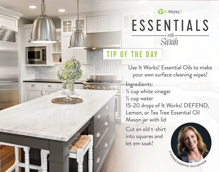 Don't stress about stocking up on spring cleaning supplies! Keep things simple and fresh by using this amazing tip from our girl Sarah !