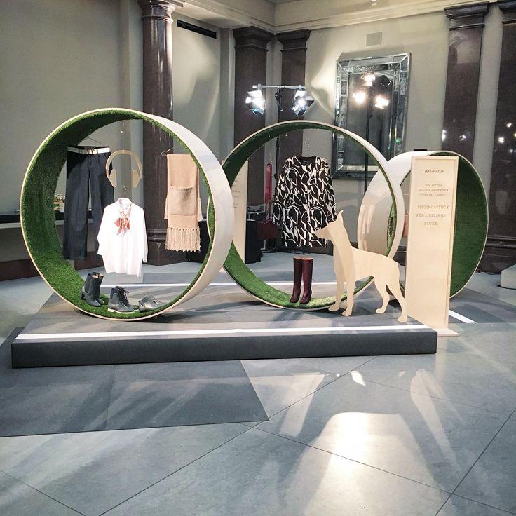 hessnatur #boulevardofgreen x fashion week berlin 2016
