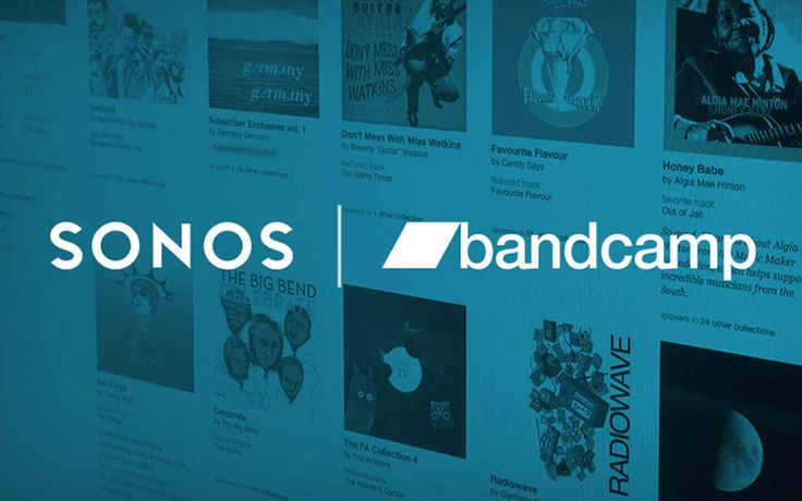 SONOS Bandcamp is a global community of hundreds of thousands of artists and the fans who directly support them.