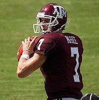 Stephen McGee is a QB for the Houston Texans