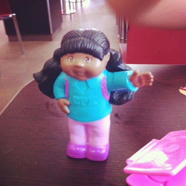 Mi primera muñeca Repollo