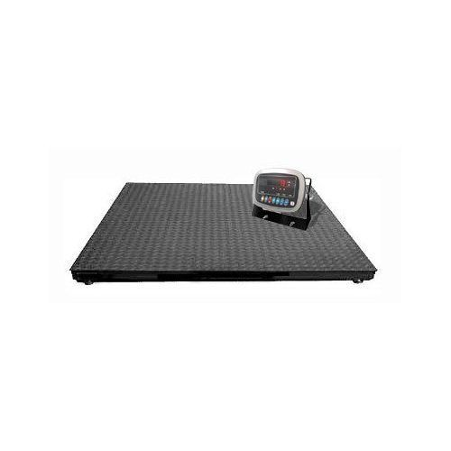 10000lbs Capacity, Durable Floor Pallet Scale, 5'x5' Base by Weighmax. $445.00. Durable floor scale  Suitable for standard pallet sizes. 5x5'.  ? Capacity: 10000lb x 1lb floor scale  Rugged  ? Durable platform design withstands heavy Industrial use. 200% overload capacity, 100% end-load capacity. Sum capacity of load cells is twice scale capacity. All-Structural-Steel construction. Swivel feet help keep scale level on most surfaces.  All Purpose  ? Easy to install. Lev...