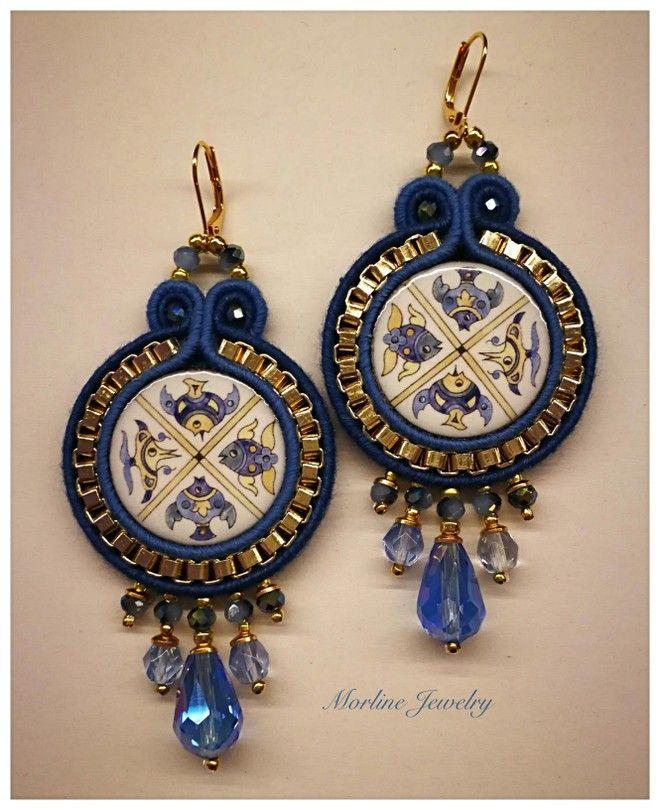 spesso 251 best Orecchini Morline Jewelry images on Pinterest ZK83
