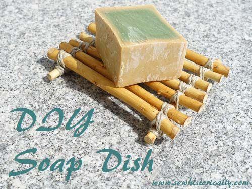 Twig soap dish