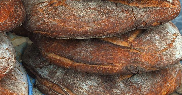 Il pane casereccio di Genzano, il profumo dei Castelli Romani