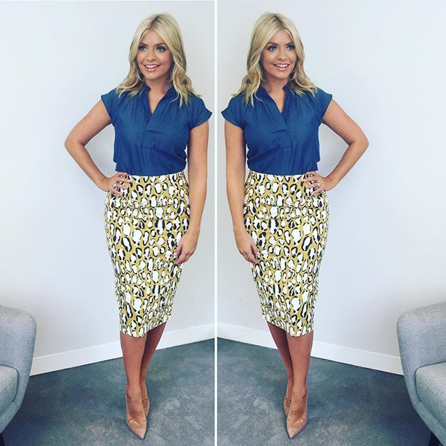 Today 39 s look on itvthismorning skirt by boden clothing for Boden mode london