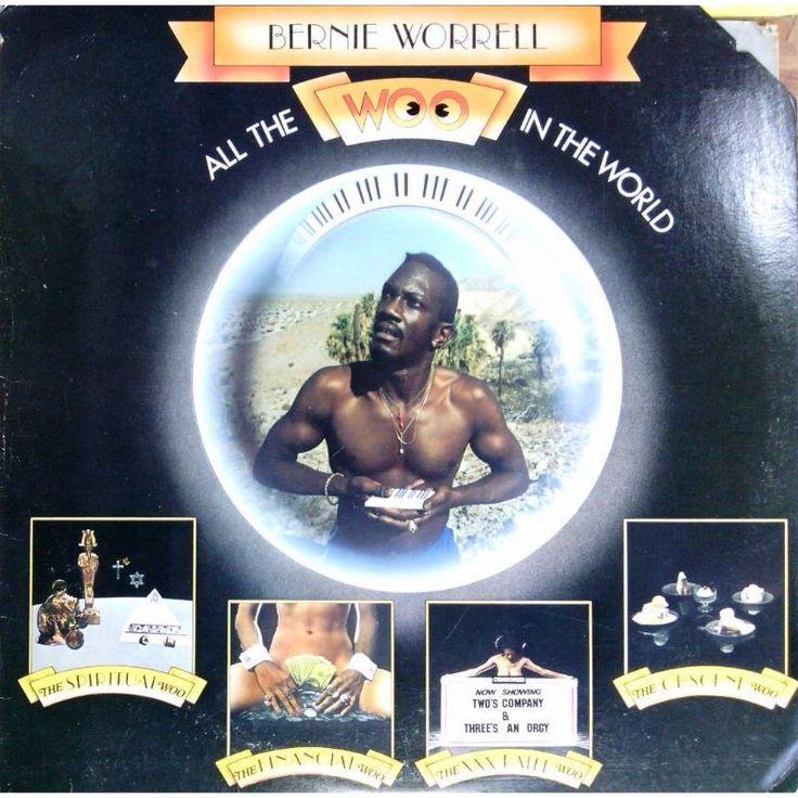 BERNIE WORRELL - All The Woo In The World (Arista AB 4209) Vinyl | Music
