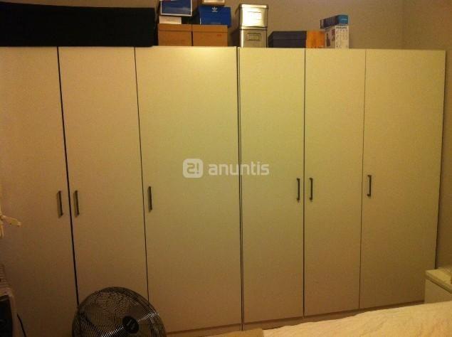 Foto de armarios de dormitorio ikea dombas 15 e 1 - Ikea armario dormitorio ...