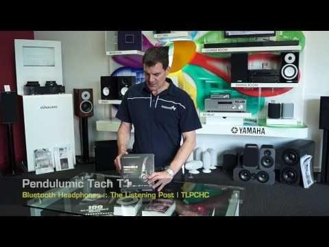 Pendulumic Tach T1 Bluetooth Headphones Unboxing | The Listening Post TLPCHC - YouTube