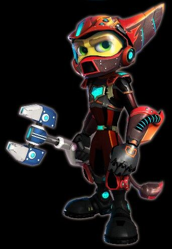 Ratchet from Ratchet and Clank Into the Nexus