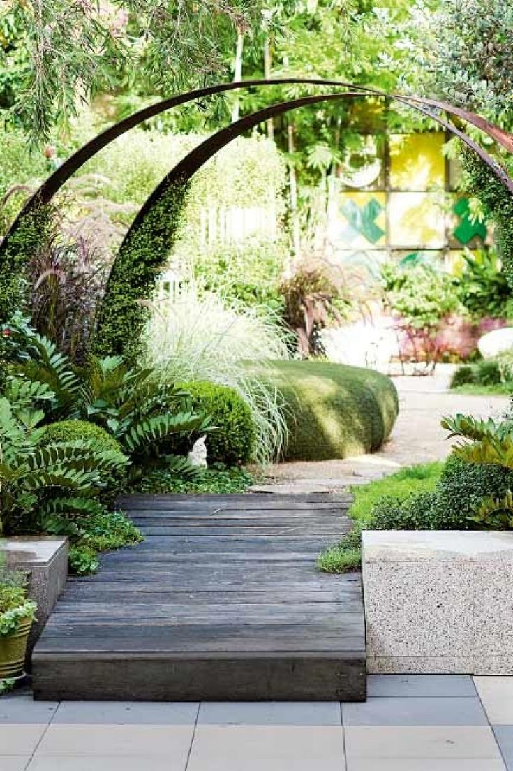 Arches / repinned by Llewellyn Landscape & Garden Design | design | create | maintain | www.llgd.co.uk