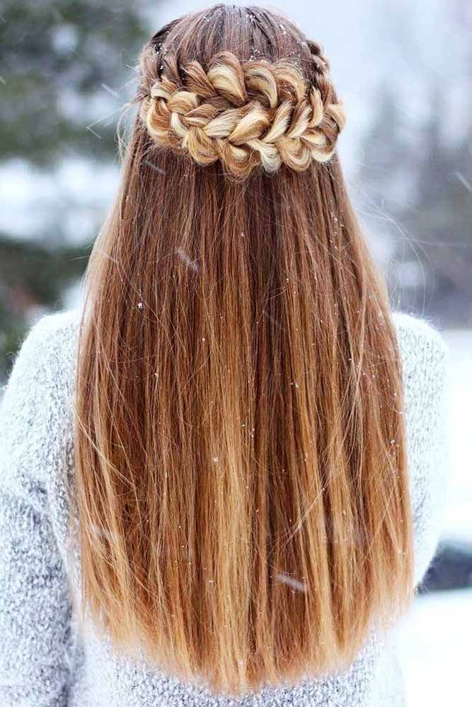 36 Amazing Braid Hairstyles For Christmas Braids For Long Hair Winter Hairstyles Braided Hairstyles