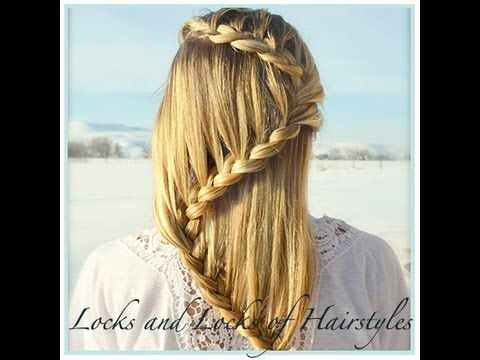Laced S Braid - YouTube