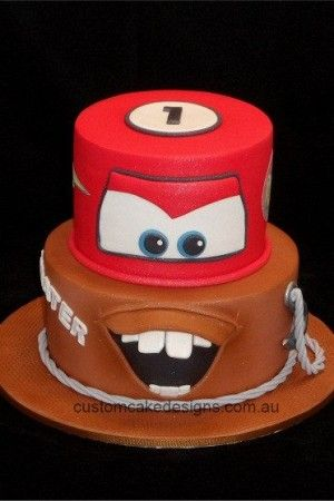 70 Best Cars Cakes Images On Pinterest Disney Cars Cake Car