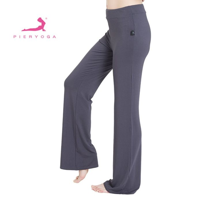PIERYOGA Women Yoga Pants Fitness Compression Tight Long Trousers Cotton Comfortable For Running Training Sportswear Gym Pants #Affiliate