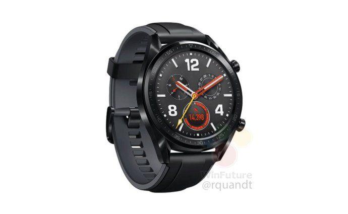 Huawei Watch Gt Kein Snapdragon 3100 Und Auch Kein Wear Os Ebay Smartwatch Und Sport Armband