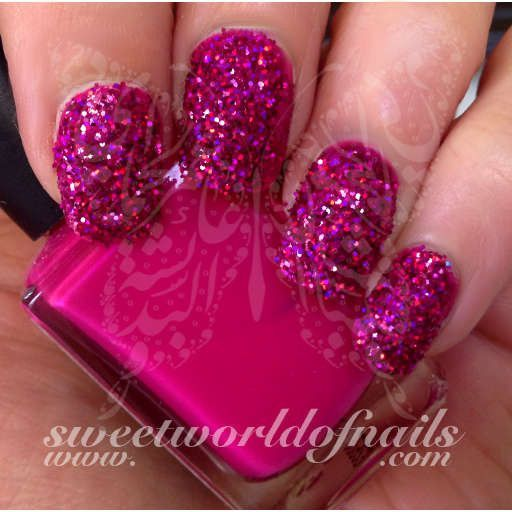 Best 25+ Acrylic nails glitter ideas on Pinterest ...