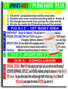 best writing instruction ideas images teaching expository writing planning poster writing an expository essay is a tough task for many students this poster teaches an easy to remember step by step