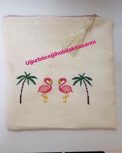 #elişi #elyapımı  #kanavice #yaz #yaziçin #çanta #hediye #hediyelik #hobi #handmade #happy #mutluyumçünkü  #siparişalınır #sipariş #flamingo #pembe http://turkrazzi.com/ipost/1524000986607411399/?code=BUmVtKkFGDH