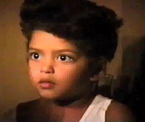 Bruno Mars hasn't changed a bit! #TBT