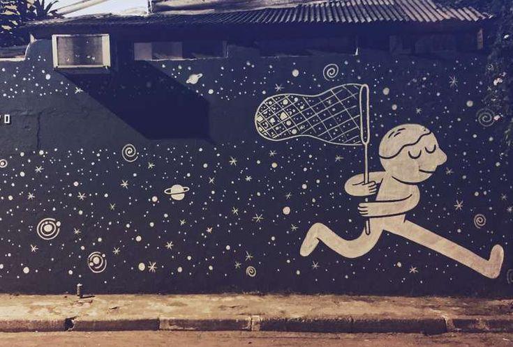 Amusing and Childish Murals in São Paulo – Fubiz Media #art #journal #inspiration www.agencyattorneys.com