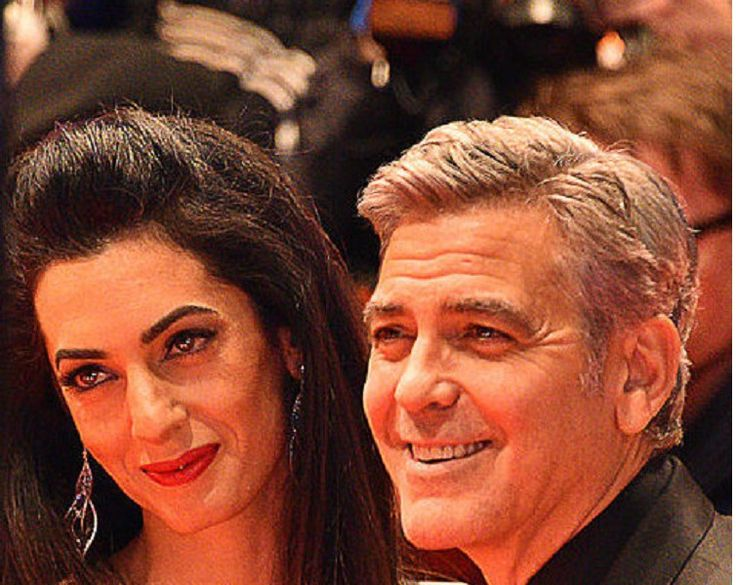 Amal Clooney Says Trump Proposals Could Lose United States 'Moral Standing'