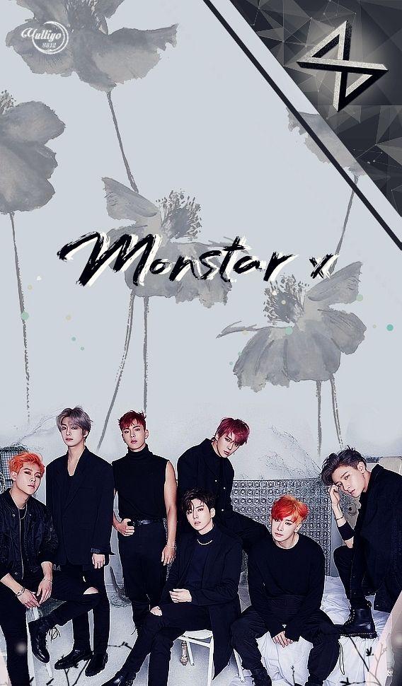 Monstax Shoot Out Lockscreen Wallpaper Pls Make Sure To Follow Me Before U Save It Find More On My Account Monsta X Monsta X Hyungwon Monsta X Wonho