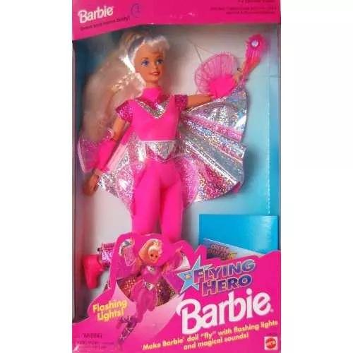 Barbie Galaxia  Flying Hero Barbie Bunny Toys - $ 1.199,99