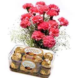Birthday gifts delivery will definitely show her your thoughtfulness in going the extra mile. Ferns N Petals provides the service to online birthday gifts delivery that show your thought to someone.