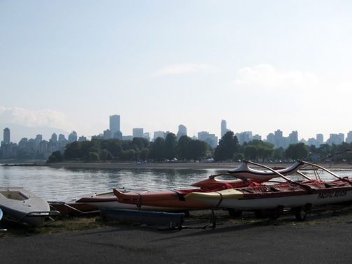 Family Friendly Spots Around Vancouver- rain or shine!